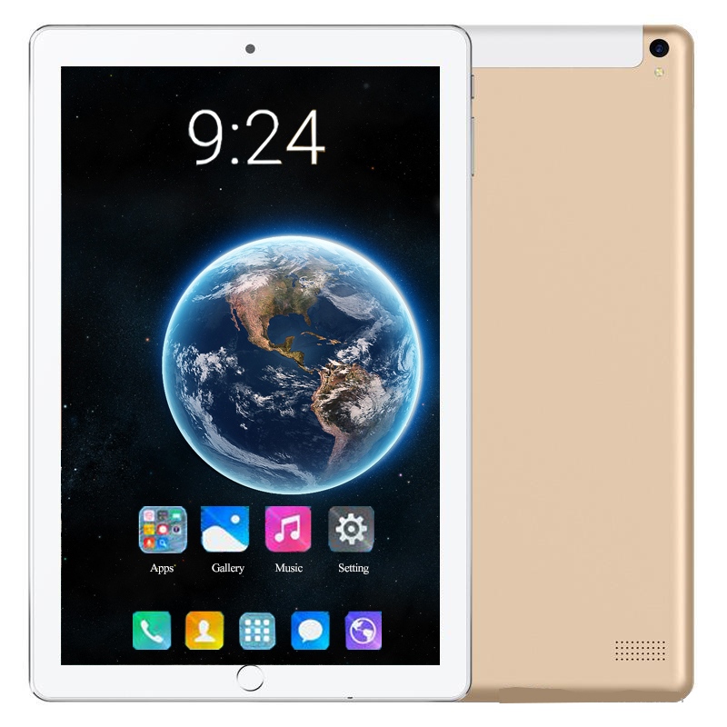 2020 Tablets 10.1 Inch Octa Core 6GB RAM 128GB ROM Android Tablet PC 4G LTE 1280x800 IPS Dual Cameras 3G 4G SIM 10 Kids Tablets