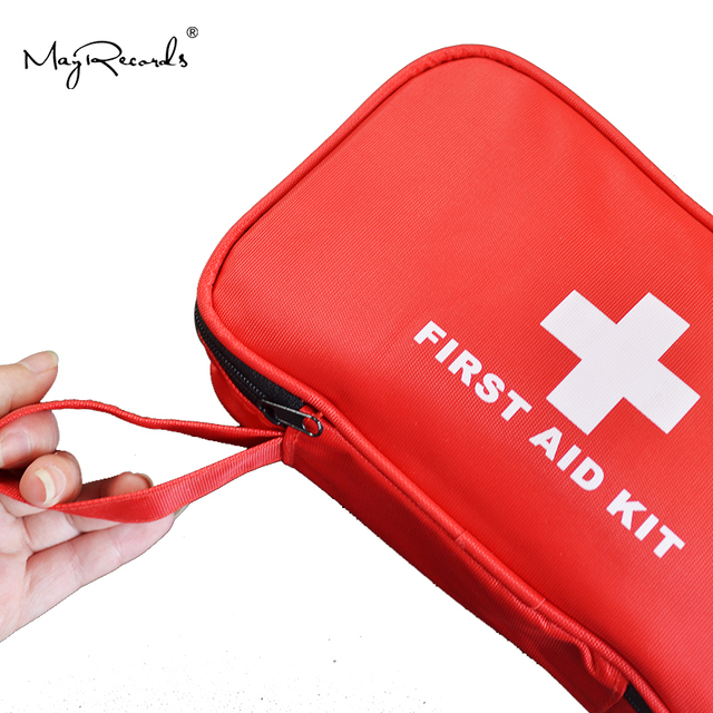 180pcs/pack Safe Travel First Aid Kit Camping Hiking Medical Emergency Kit Treatment Pack Set Outdoor Wilderness Survival
