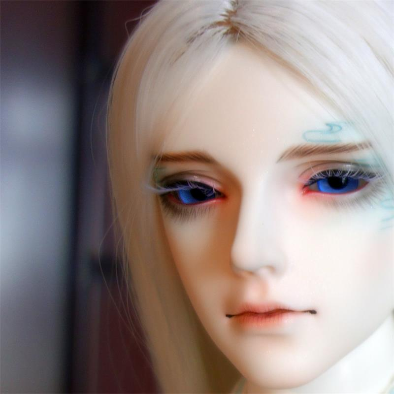 New arrival 1/3 Miaojun BJD SD Doll 73cm Free Eye Balls Fashion Shop Toys for Girl Gift  luodoll