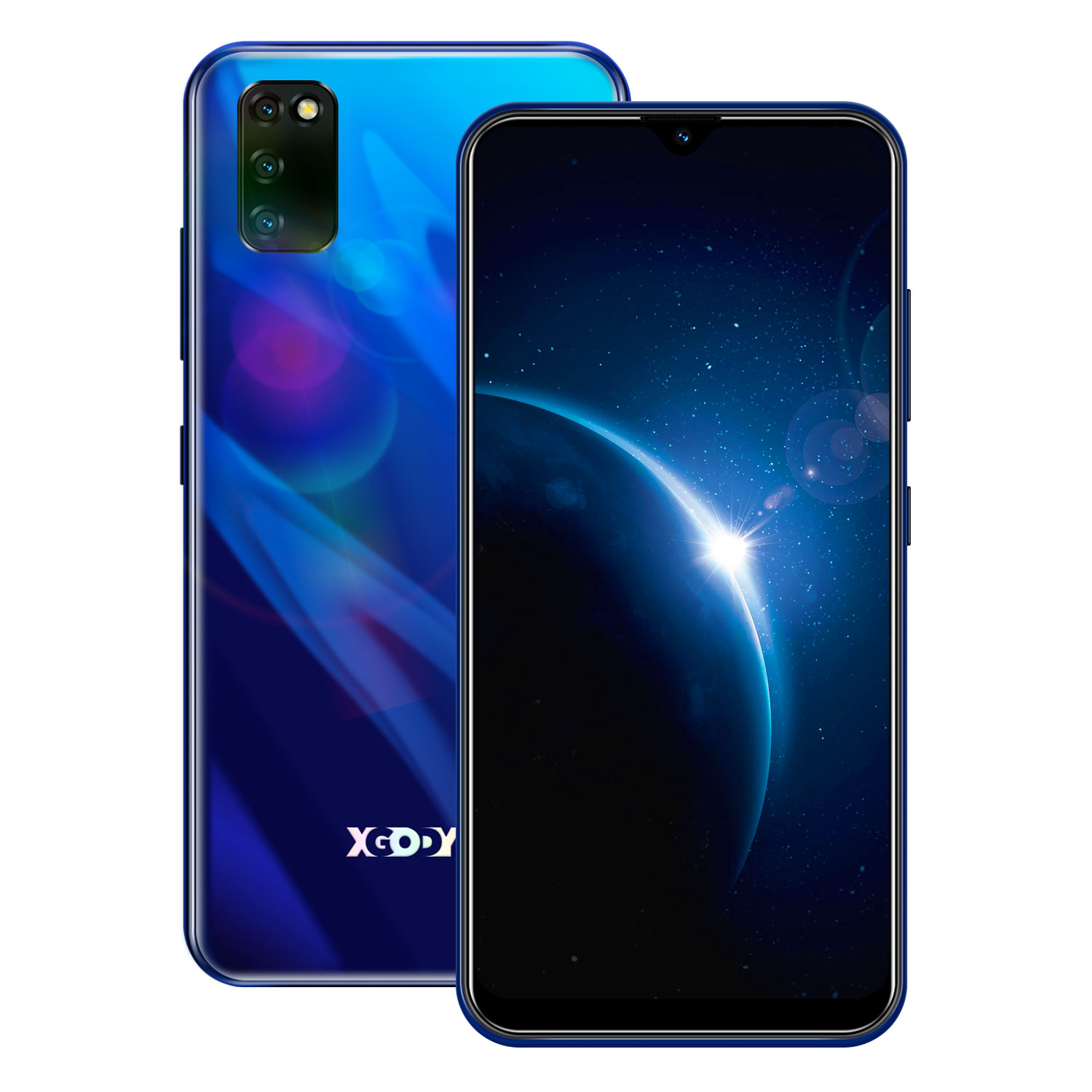 XGODY M30s 4G Smartphone Android 9.0 6.3