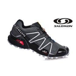 Salomon SPEEDCROSS 3,5 flyknit, calzado deportivo Flywire para exteriores para hombre, calzado para correr de 3 hombres