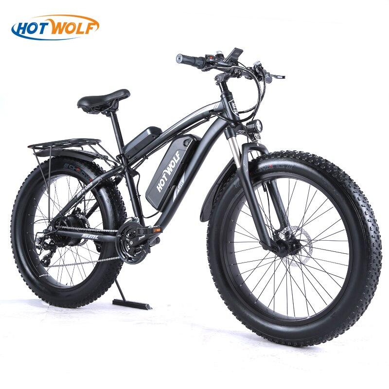 Электрический велосипед MX02S, 1000 Вт, мотор-колесо, толстый велосипед, электрический снежный велосипед, 26 дюймов, 4,0, высокоскоростной велосипе...