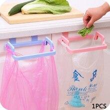 Cozinha saco de lixo titular 2019top cozinha portátil saco de lixo titular incognito armários pano rack toalha fb
