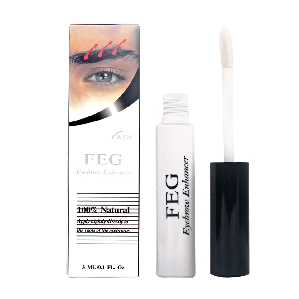 100% Original Professional Feg Eyebrow Enhancer Eyelash Growth Serum Natural Medicine Eyelashes Enhancer Lengthening Longer