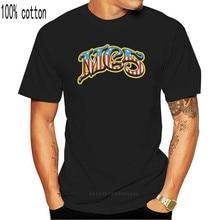 Mc5 yıldızlar ve çizgiler bayrak garaj kaya erkek T-shirt