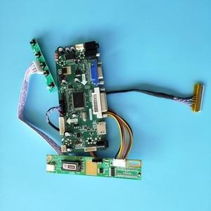 Для B154EW04 V.B VGA HDMI монитор комплект 1 лампа плата контроллера 30pin LVDS 15,4