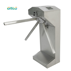 W pełni automatyczna karta turnstile cena bramka obrotowa automatyczny system kontroli dostępu 304 biologiczny statyw ze stali nierdzewnej