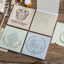 Lychee Life волшебный век скрапбук тетрадь наборы принадлежности для скрапбукинга творчество, рукоделие, Декор