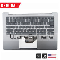 New Original Palmrest for Lenovo IdeaPad 530S 14 530S 14IKB Top Cover with US Backlit Keyboard 5CB0R11623 Gray