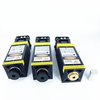 Laser head 2.5w 5.5w 15w 33mm blue laser module CNC laser engraving DIY with PWM/TTL efficient light transmittance free shipping