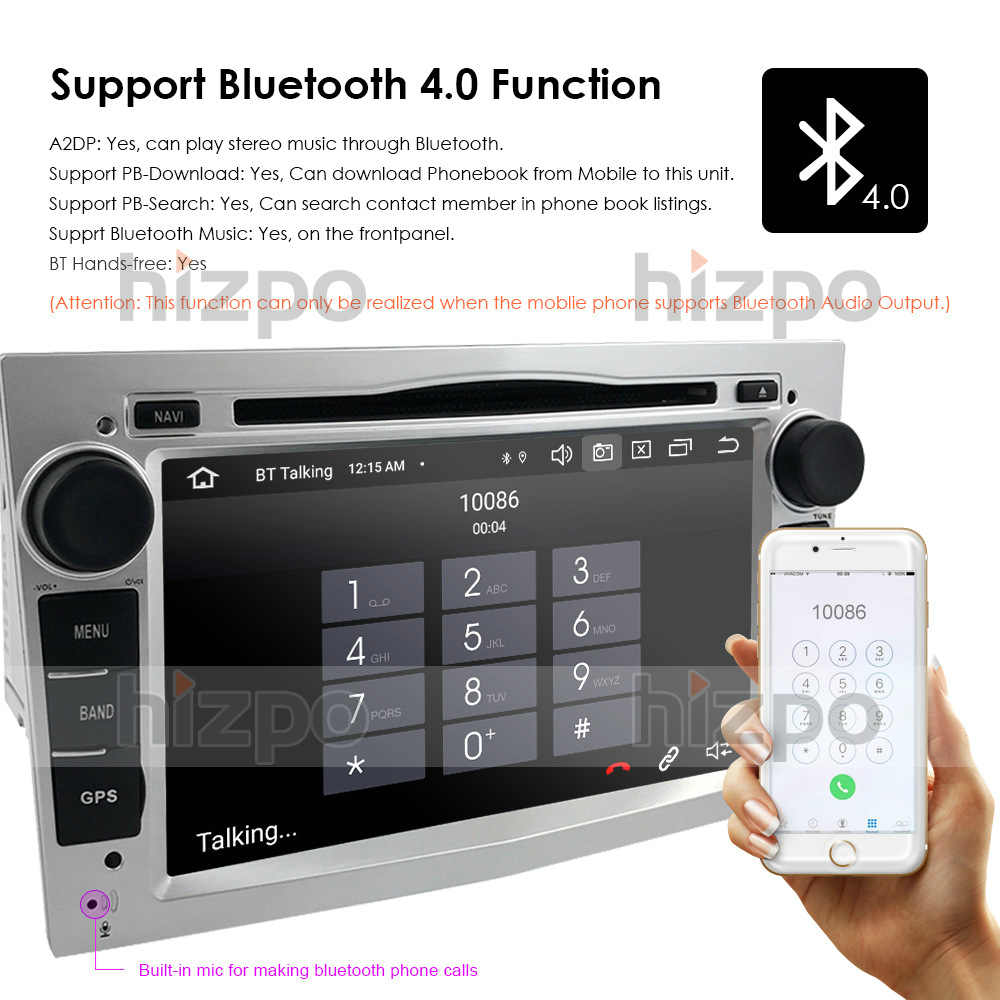 Lecteur DVD de voiture Android 10.0 2 Din pour Opel Vectra C Zafira B Corsa D Astra H G J Meriva Vivaro multimédia Radio de Navigation GPS