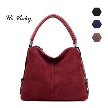 купить 2019 New Women Handbag Red velvet PU Leather Crossbody Bags Fashion High Quality Female Messenger Bag Bolsos Mujer Sac a Main дешево