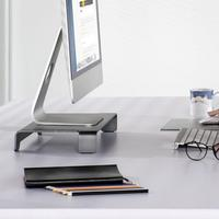 Hot Sale Laptop Stand Classic Delicate Multiuse Metal Laptop Monitor Stand Support Notebook Screen Riser Holder Bracket