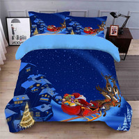 New World Design Fashion Printing 3D bedding set Duvet Covers Pillowcases twin full queen king comforter bedding sets bed linen
