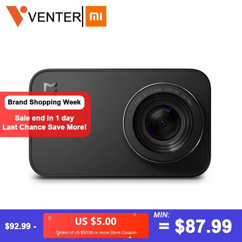 Xiaomi Action-Camera A12S Ramcorder IMX317 Ambarella Global-Version Sport 4K Video-Record