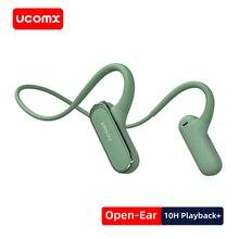 UCOMX G56 אלחוטי אוזניות פתוח אוזן 5.0 Bluetooth אוזניות מיקרופון מובנה ספורט ריצת אוזניות עבור iPhone Huawei xiaomi