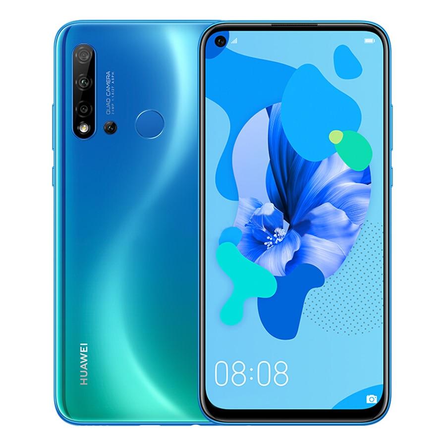 New Original Huawei Nova 5i Mobile Phone 6GB 8GB RAM 128GB 256GB ROM Dual SIM 6.4