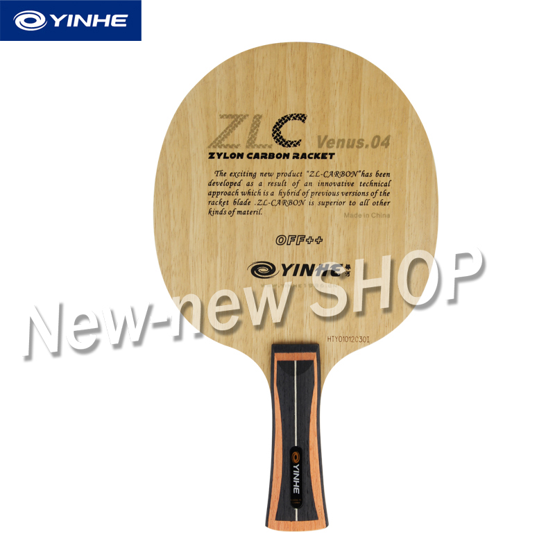 Original Yinhe Milky Way Galaxy Venus 3 4 Zl Zlc Table Tennis Racket Ping Pong Blade Bat