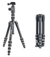 Fancier weifeng travelling Professional WF 861 Video Camera Tripod + Ball Head +bag