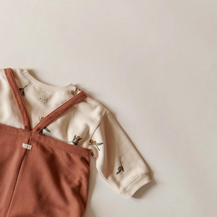 Kids Velvet Sweaters 2021 New Autumn Winter OZ Boys Girls Leter Print Sweatshirts Baby Child Tollder Fashion Outwear Clothes 6