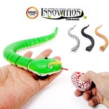 Brinquedo de cobra rc recarregável de 16