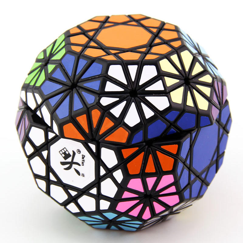 Image 2 - DaYan Gem VI Magic Cube Skewed/Skewbed Professional Speed Twist  Puzzle Antistress Educational Toys For ChildrenMagic Cubes   -