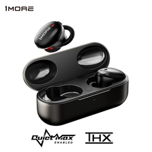 1 więcej EHD9001TA aktywna redukcja szumów hybrydowy TWS gamingowy zestaw słuchawkowy Bluetooth 5.0 słuchawki aptX/AAC HiFi bezprzewodowe ładowanie