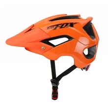 цена на Batfox TRAIL XC MTB Bicycle Helmet Cycling Helmet In-mold Road Bike Helmet Women Mountain Bicycle Helmets Safety Cap Bike Helmet