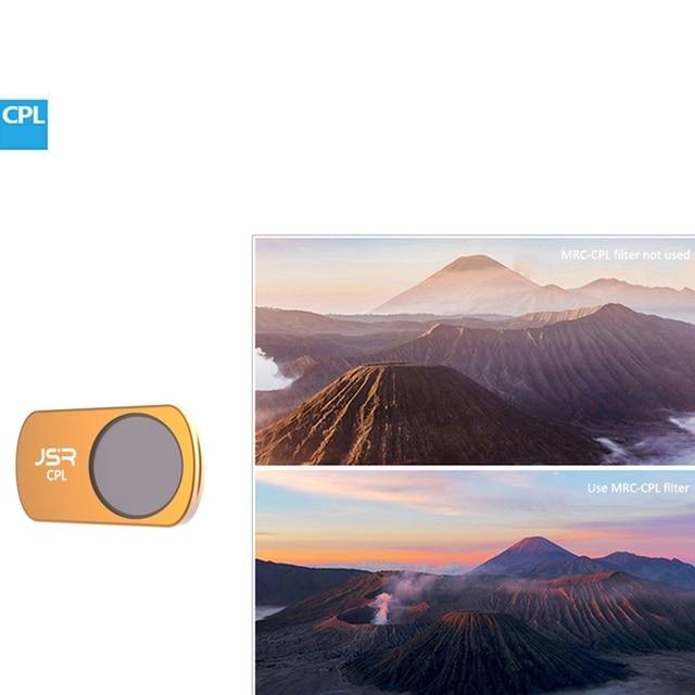 Done Filter for DJI Mavic Mini Filters CPL/ND8/ND16 Circular Neutral Density Set Kit Mavic Mini for DJI Camera Accessories