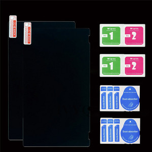 Image 5 - IVYUEEN Protector de pantalla de vidrio templado 9H Premium para Nintendo Switch NS, película protectora para Nintendo Switch, 2 uds.