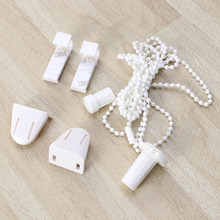Connector-Set Blinds Zebra Chain-Cord Roller-Shade Clutch 17mm White