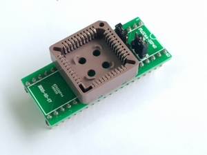 Image 4 - Free shipping13 pcs Universal adapter scoket for programmer vs4800 tnm5000 TL866ii plus TOP3000 top3100 ic chip avr programmer