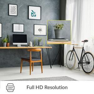 Image 3 - Yi 2Pc Smart Home Camera 1080P Full Hd Indoor Babyfoon Huisdier Ai Menselijk Ip Camera Beveiligingscamera S draadloze Bewegingsdetectie