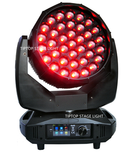 Image 2 - TIPTOP Stage Light 37x15W RGBW 4in1 K20 Big Bee Eye LED Moving Head Beam Wash 2IN1 Light B Eyes Spot Light Pixel Color Change