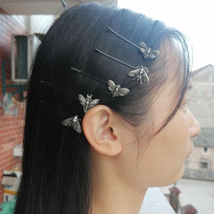 1 шт. заколка для волос на заколке для головы, аксессуар для Хэллоуина