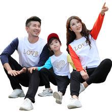 Новая одежда для пары одинаковые комплекты семьи в стиле пэчворк