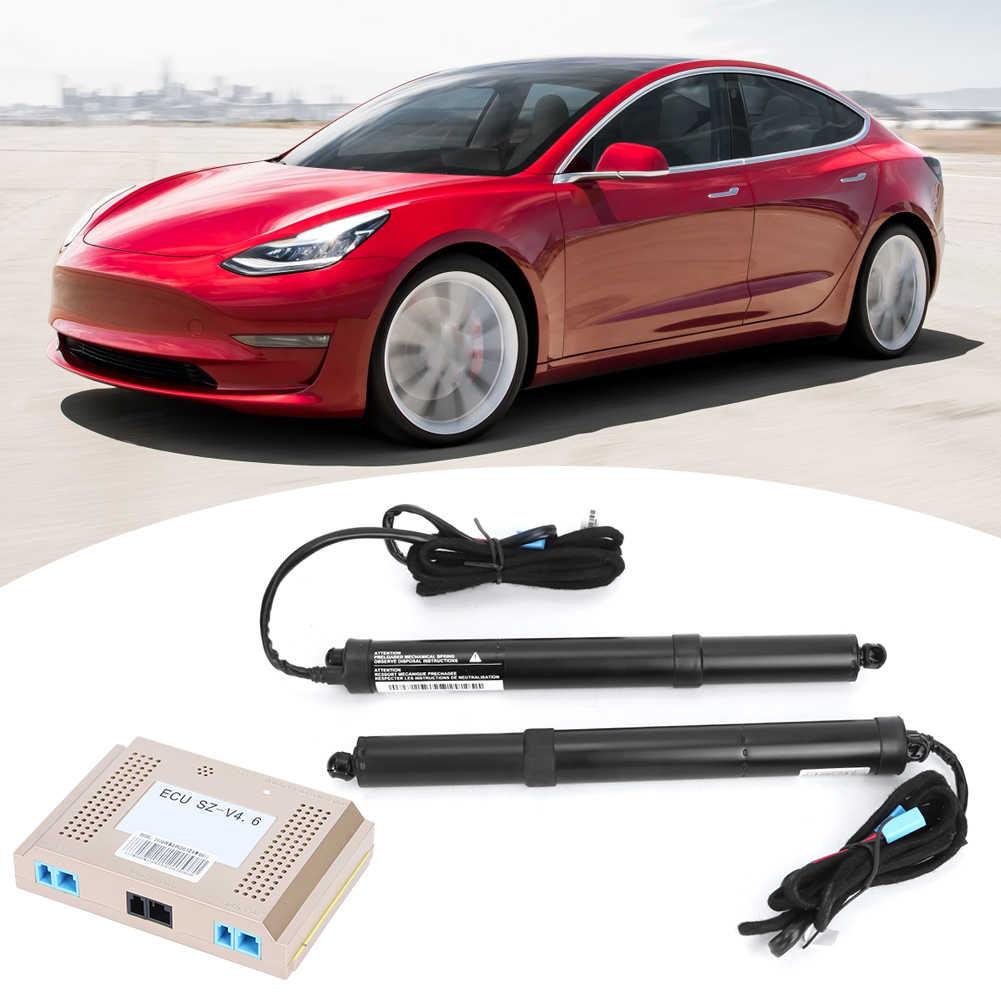 Power Lift Trunk,Steel Power Lift Trunk Kit Car Accessory Fit for Tesla MODEL 3 2017-2020