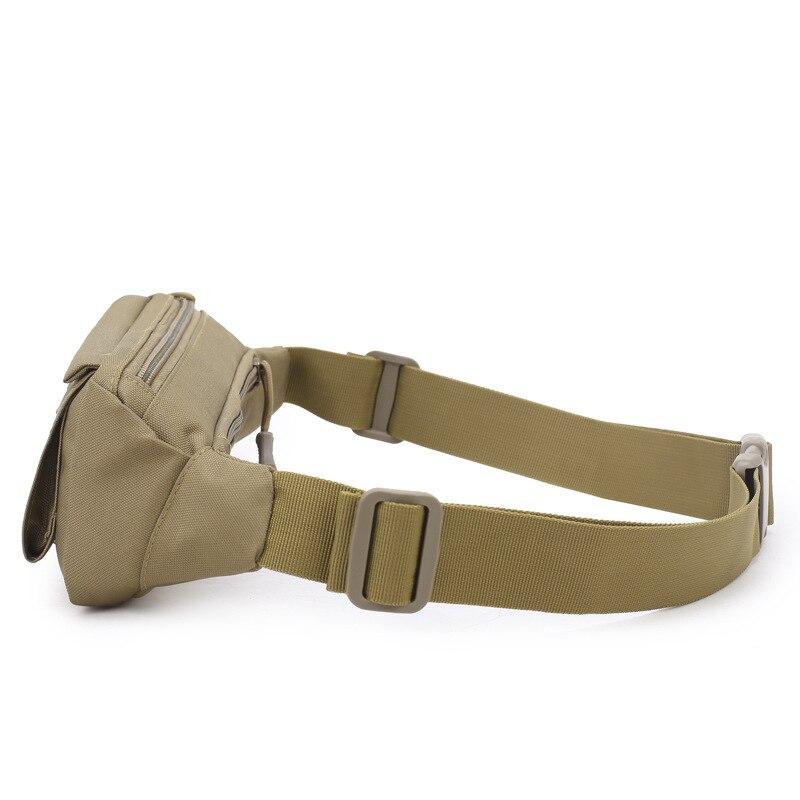 Sports Waist Pack Waterproof Multi-functional Wallet Running Outdoor Fashion Men Wallet Outdoor Children Camouflage Bag