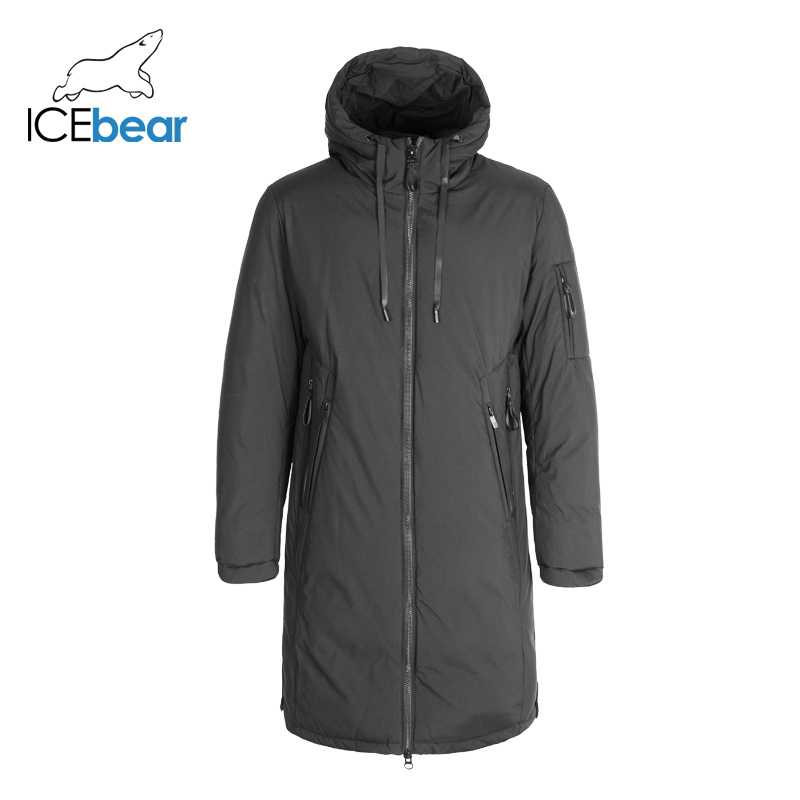ICEbear New Men's Clothing High Quality Men's Thick Warm Clothing Brand Apparel MWD19815I