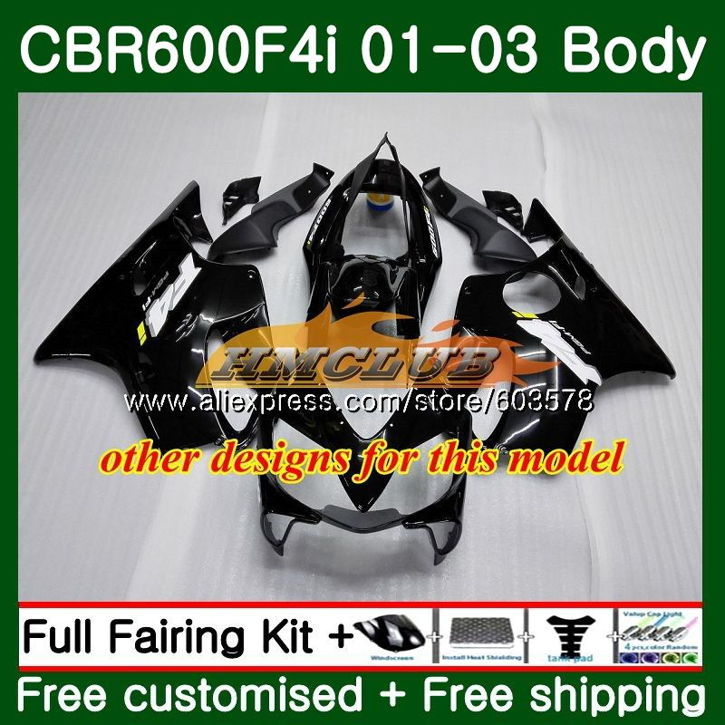 Средства ухода за кожей для HONDA CBR 600 F4i CBR 600F4i 600 FS 2001 2002 2003 70CL. 106 Горячая EUROBET CBR600F4i CBR600FS CBR600 F4i 01 02 03 обтекатели - 2
