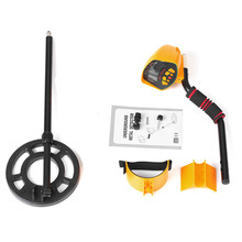 High Sensitivity Underground Metal Detector Professional underwater search gold Digger MD3010II Searching Treasure Hunter Finder