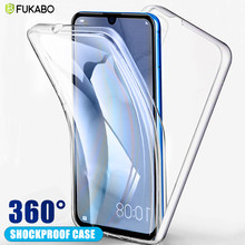 360 Shockproof Case Voor Xiaomi Mi Note 10 Pro 9 Se A1 A2 A3 Lite 9T CC9 Redmi Note 8 7 6 5 10 Pro 8T K20 5 Plus 6A 7A 8A Cover(China)