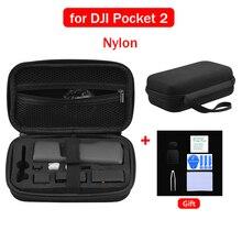 Sac de rangement Portable pour DJI Osmo Pocket 2, mallette de transport EVA, sac à main pour Osmo Pocket 2, accessoires pour caméra à cardan