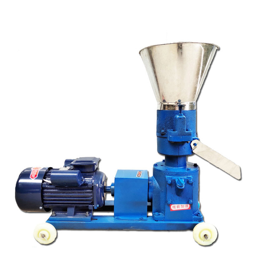 Home Using Small Business Hot Sale Animal Feed Pellet Making Machine