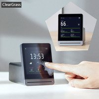 Youpin ClearGrass Air monitor Retina Touch IPS Screen Mobile Touch Operation Indoor Outdoor Clear Grass Air Detector