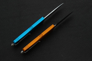 Image 5 - וספה סכין להב: S35VN (D/ES/E), ידית: אלומיניום, קמפינג הישרדות חיצוני EDC ציד טקטי כלי ארוחת ערב מטבח סכין