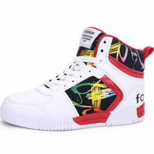 Summer Women Sport Sneakers Woman Sports Shoes Men Running Gym High Top Krasovki White  A263