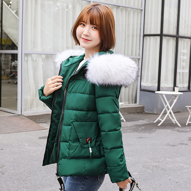 Winter Parkas Women 2019  Plus Size 7XL Coat Jacket Hooded Thick Warm Outerwear Female Slim Cotton Padded Basic Tops Coats