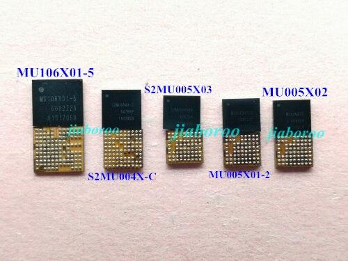 15 pièces MU106X01-5 S2MU106X01 MU005X01-2 MU005X02 S2MU005X03 S2MU004X-C