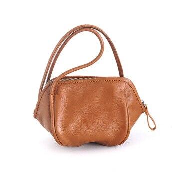New Women's Bag Fashion Creative Bag Women's Shoulder Bag Women's Small Bag Cross-Body